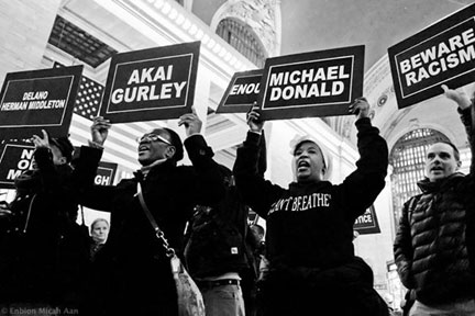 """Carry The Names Vigil"" - Photo by Enbion Micah Aan/www.enbionmicahaan.com"
